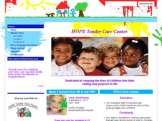 Hope Tender Care Center