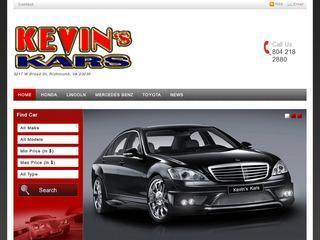 KEVIN'S KARS
